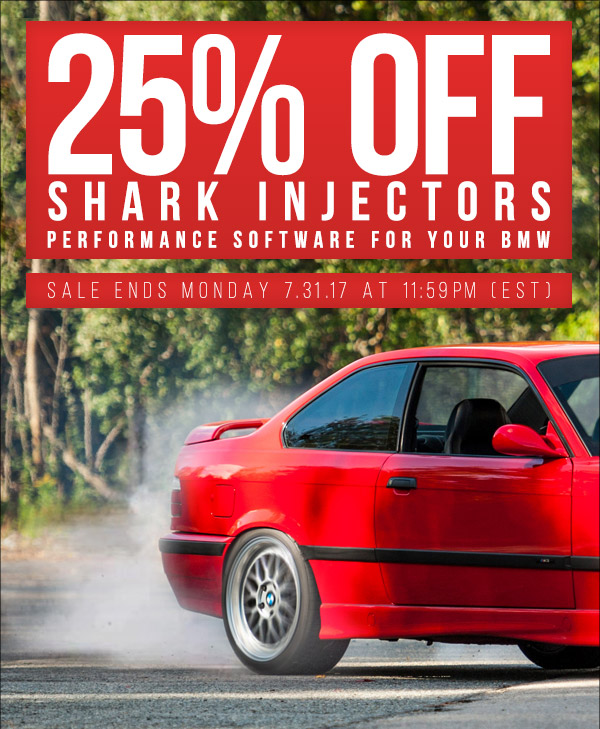 ECS Tuning :: 25% OFF Shark Injector Performance Software | Ends: 07